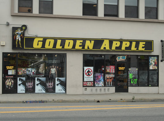 New-Golden-Apple-Comics